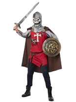 Adult Skull Knight Costumes