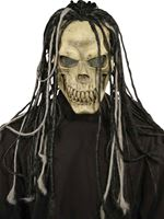 Skull Mask With Dreads [5031219]