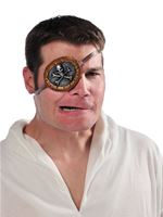 Skull Pirate Eye Patch