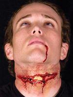 Slashed Trachea Latex Appliance [WO150]