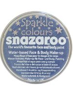 Snazaroo Sparkle Blue Face & Body Paint