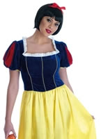Adult Snow White Long Dress Costume