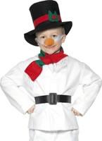 Child Snowman Costume