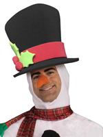 Snowman Foam Hat [5627]
