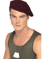 Soldiers Red Beret