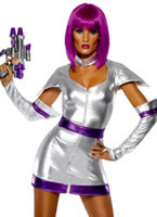 Adult Space Cadet Costume [33469]