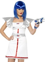 Spacegirl Costume [38841]