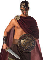 Adult Spartan Warrior Costume [01023]