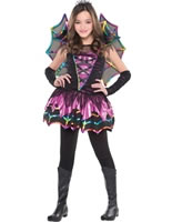Spider Fairy Childrens Costume