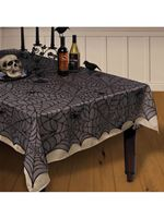 Spider Web Lace Tablecover