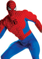 Spiderman Deluxe Muscle Costume [C50188]