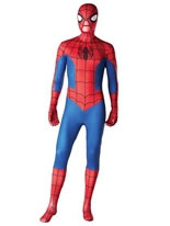 Spiderman Second Skin Costume