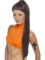 Sporty Spice Girl Wig [42280]