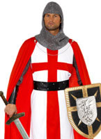 Adult St George Hero Costume