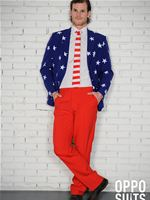 Stars and Stripes Oppo Suit