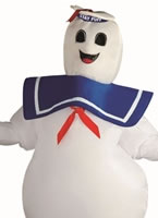 Stay Puff Ghostbusters Costume