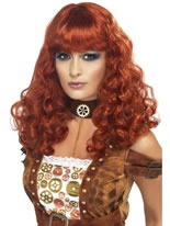 Steampunk Female Wig