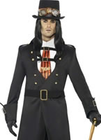 Adult Steam Punk Victorian Vamp Costume [28729]
