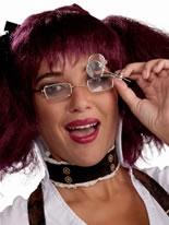 Steampunk Eyeglass Monocle Clip