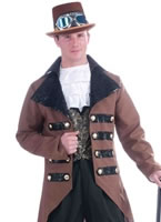 Steampunk Jack Costume [68877]