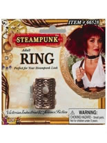 Steampunk Key Hole Ring [66528]