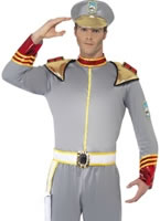 Stingray Captain Troy Costume [37929]