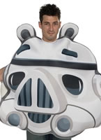 Adult Stormtrooper Angry Bird Costume