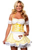 Adult Storybook Goldilocks Costume