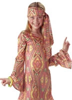 Childrens Disco Dolly Costume [00263]