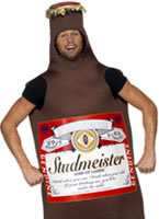 Studmeister Beer Bottle Costume [20391]