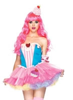 Adult Sugar & Spice Cupcake Costume [85003]