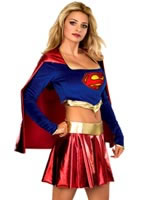 Adult Supergirl Costume [888441]