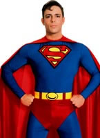 Adult Superman Costume [888001]
