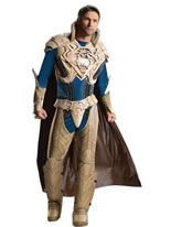 Superman Man of Steel Deluxe Jor-El Costume