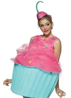 Adult Sweet Eats Cupcake Costume [4007086]