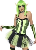 Adult Tainted Garden Wild Ivy Elf Costume [22202]