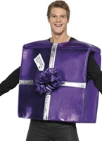 Adult Take Me Home and Unwrap Present Costume