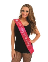 Take Me Out 'Hanky See the Panky' Sash