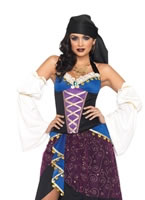 Adult Tarot Card Gypsy Costume