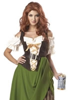 Tavern Maiden Costume [01159]