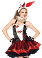 Tea Party Bunny Costume