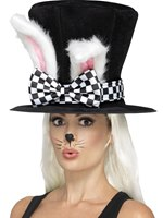Tea Party March Hare Top Hat [45024]