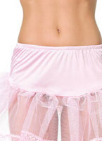 Teardrop Lace Petticoat