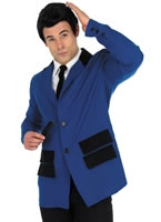 Adult Blue Teddy Boy Costume [FS2791]