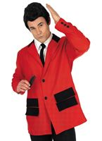 Adult Red Teddy Boy Costume