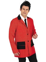 Teddy Boy Red Costume