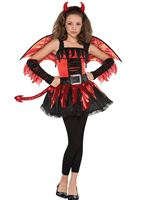 Teen Dare Devil Costume