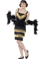 Teen Flapper Girl Costume
