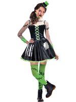 Teen Freaky Frankie Costume
