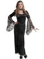 Teen Gothic Temptress Costume